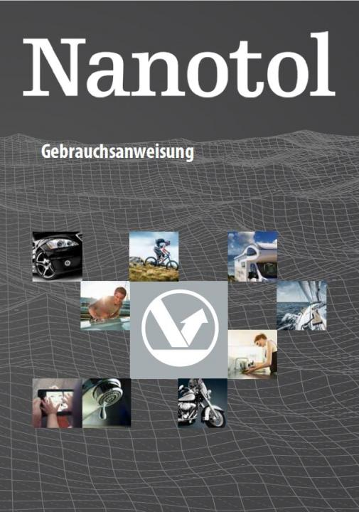 Nanotol user manual