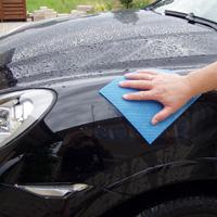 Fahrzeug reingen mit Nanotol Cleaner