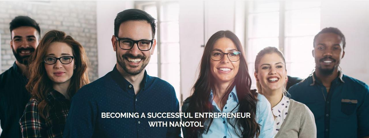 Nanotol Franchise Team