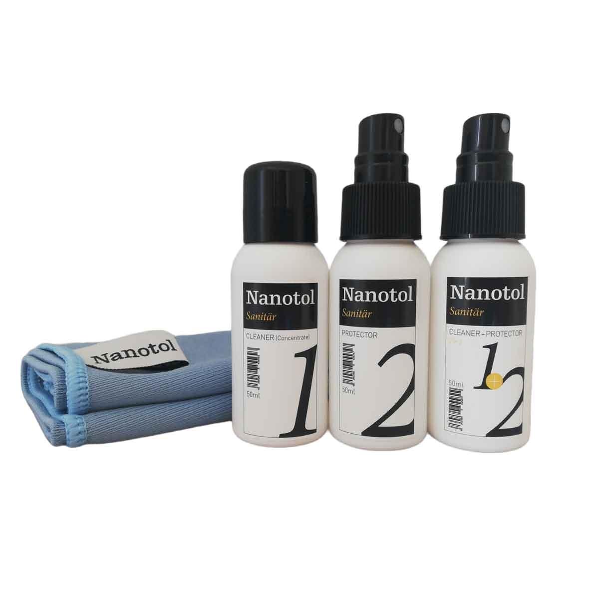 Nanotol Sanitär Test-Set