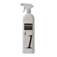 Mixflasche Nanotol Haushalt Cleaner (leer)