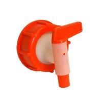 Auslaufhahn für 25 Liter Kanister aus Kunststoff